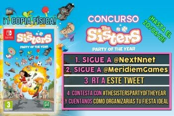 Concurso The Sisters Party of the Year