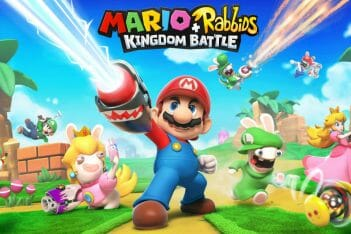 Mario + Rabbits