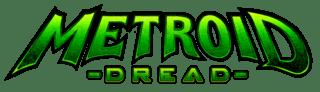 metroid dread logo 2005