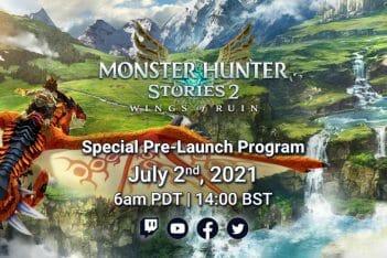 Monster Hunter Stories presentación prelanzamiento