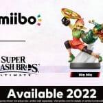 Min Min Amiibo Smash Bros Ultimate ARMS