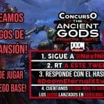 Concurso DOOM Eterna The Ancient Gods - Pase de expansión