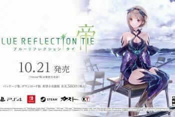 Blue Reflection Second Light Fecha Lanzamiento Japón Nintendo Switch PS4 Steam PC