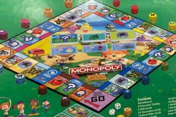 Monopoly de Animal Crossing