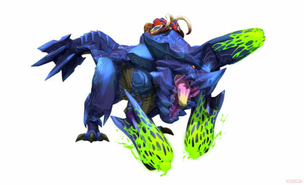 Guía Monster Hunter Stories 2 monsties Brachydios