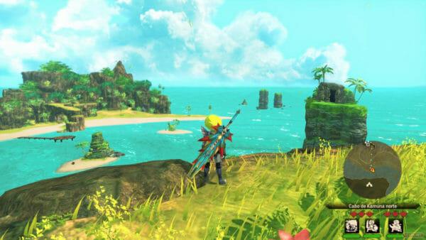 Guía Monster Hunter Stories 2 monsties Isla Hamoko