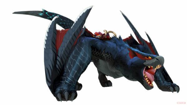 Guía Monster Hunter Stories 2 monsties Nargacuga
