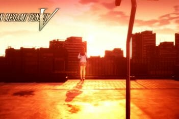 Shin Megami Tensei V Nuevo Tráiler Historia