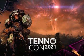 Warframe Tennocon 2021