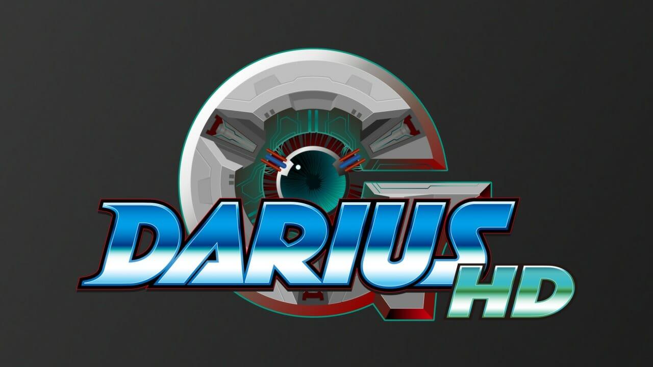 G-DARIUS HD logo