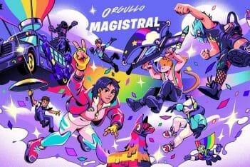 Fortnite Orgullo Magistral