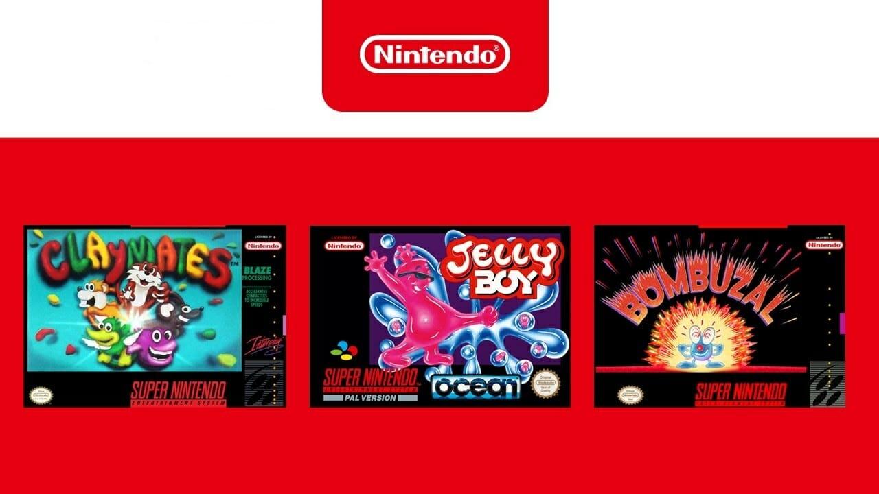 SNES Nintendo Switch Online