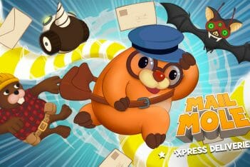 'Xpress Deliveries Mail Mole