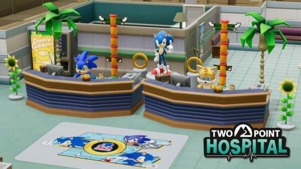 Sonic Two Point Hospital