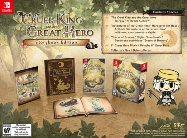 2107-15 Cruel King and the Great Hero