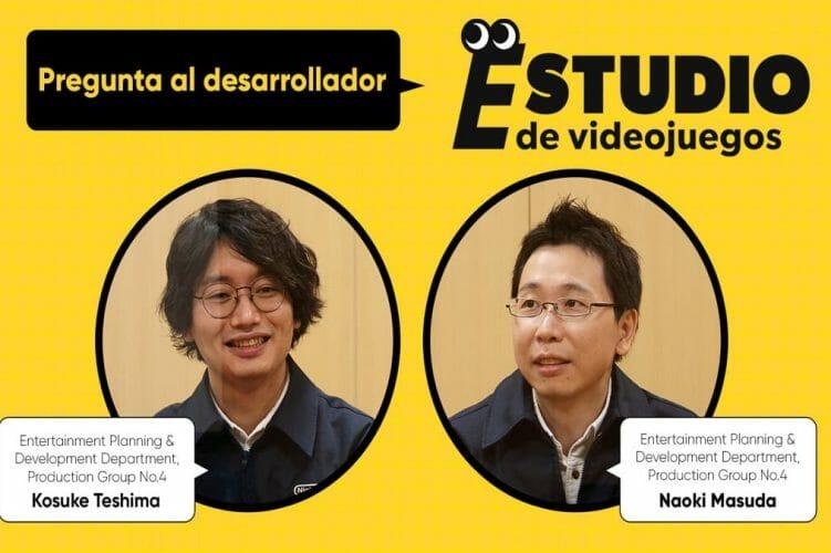 Pregunta al desarrollador Estudio de Videojuegos