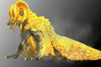 Monster Hunter Stories 2 Kulve Taroth