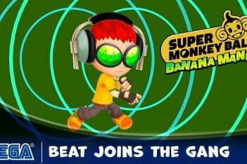 Super Monkey Ball: Banana Mania Beat Jet Set Radio