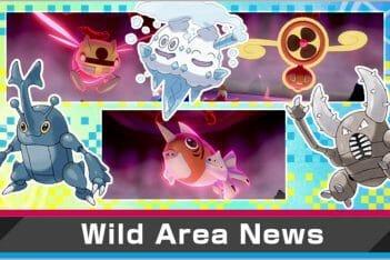 Pokémon Espada Escudo Evento