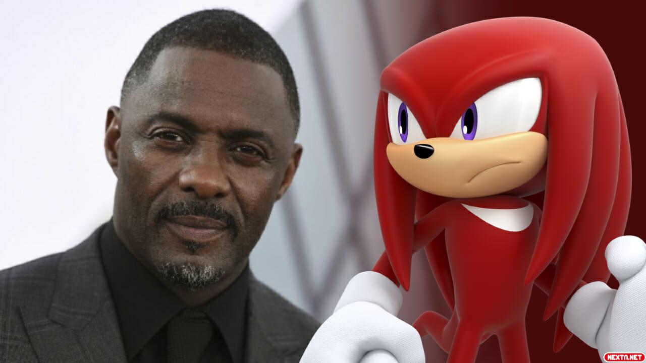 Idris Elba es Knuckles en Sonic 2
