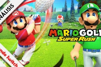 Mario Golf: Super Rush Destacada
