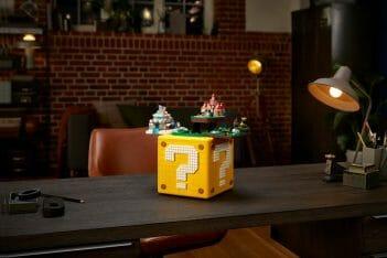 Super Mario 64 LEGO