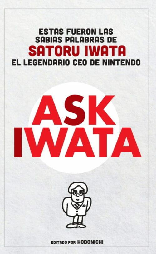 Ask Iwata libro edición española