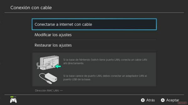 Modem USB modo LAN Nintendo Switch se calienta 03