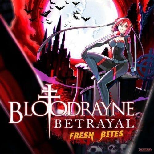 BloodRayne Betrayal Fresh Bites