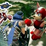 Rush Mega Man 11 Monster Hunter Rise