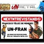 NextNtrevistando Francisco Téllez de Meneses.