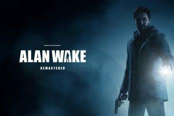 Alan Wake Remastered Nintendo Switch
