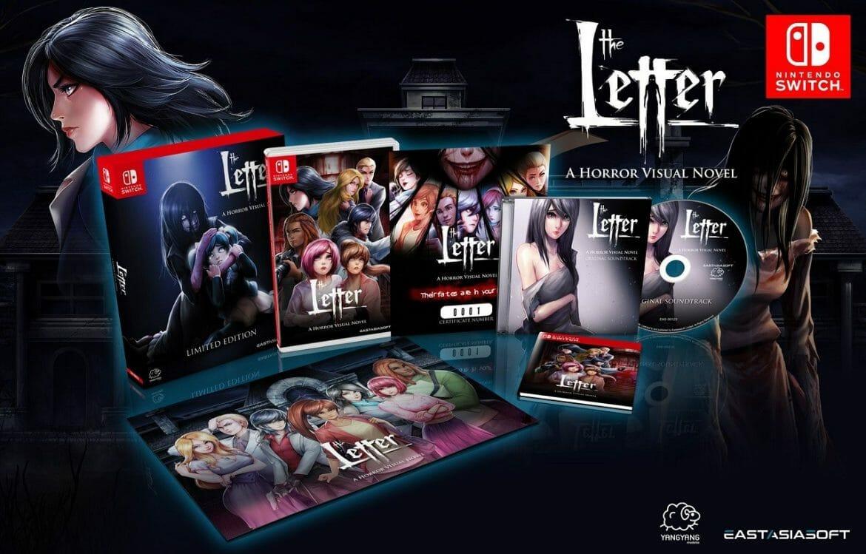 The Letter: A Horror Visual Novel
