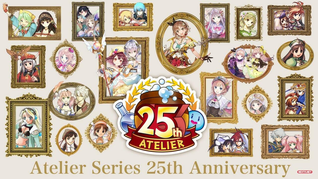 Atelier Nueva Página Web 25 Aniversario 6 Proyectos Tokyo Game Show Sophie 2 Nintendo Switch