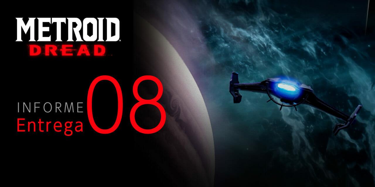 Informe de Metroid Dread