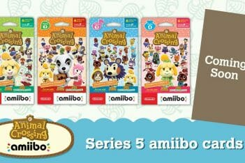 Animal Crossing Amiibo cartas