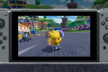 Chocobo GP Anunciado Exclusivo Nintendo Switch