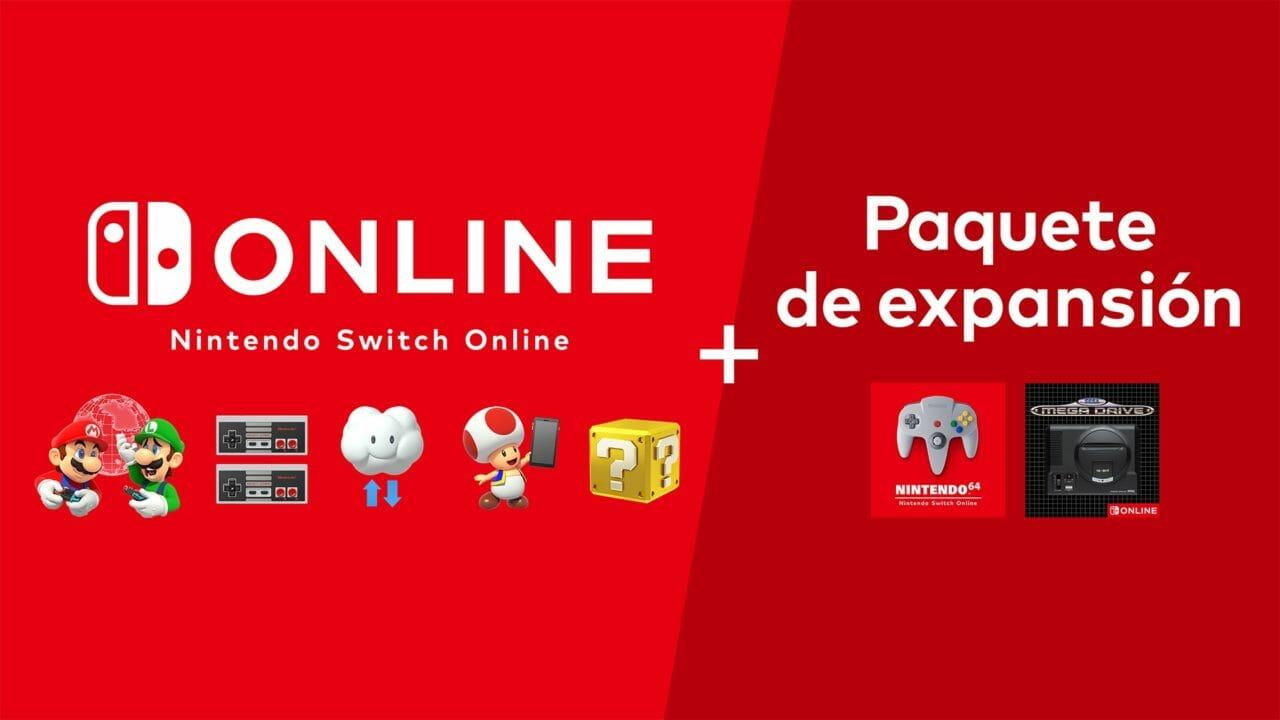 Nintendo Switch Online Paquete de expansión