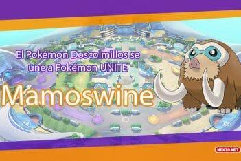 Pokémon UNITE Mamoswine