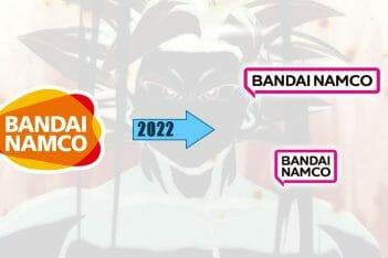 Bandai Namco Cambiará de Logo 2022