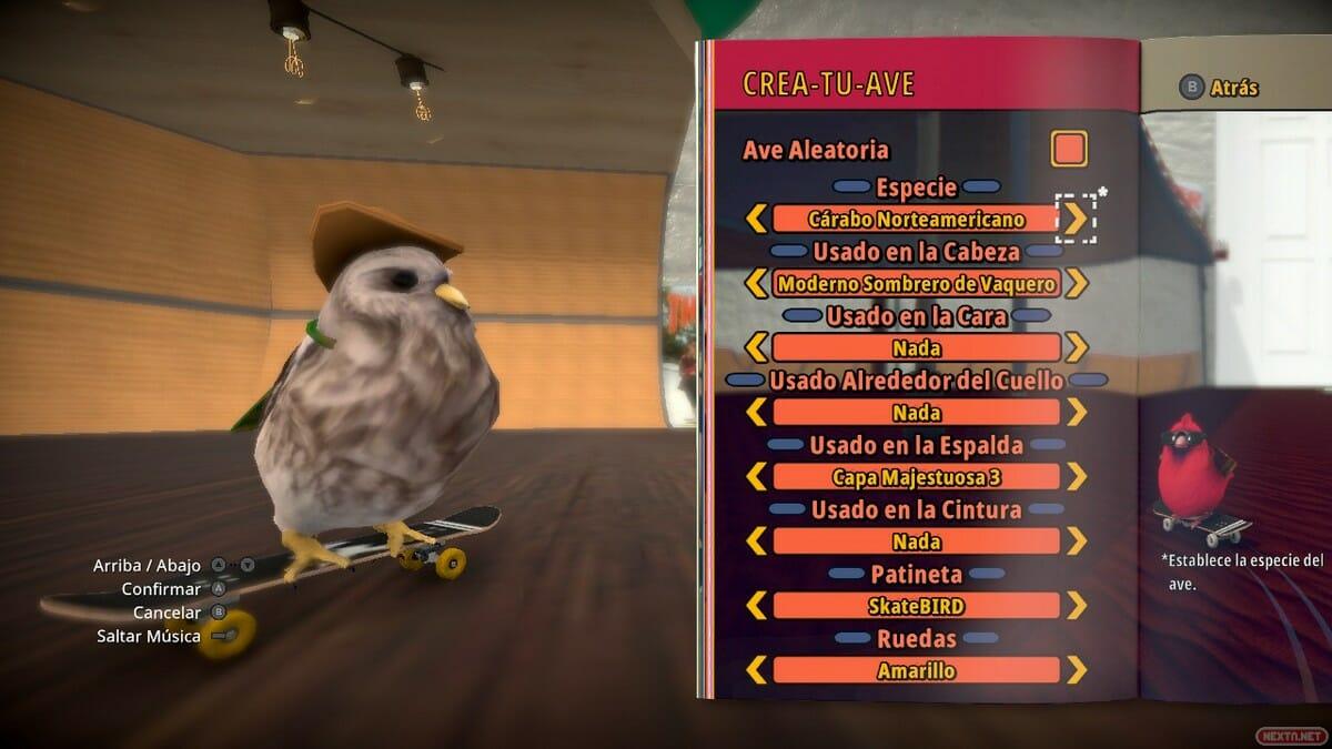 SkateBIRD