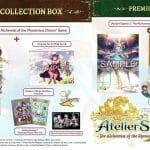 Atelier Sophie 2 The Alchemist of the Mysterious Dream Abre Reservas Ediciones Especiales Coleccionista Nintendo Switch PS4 Steam