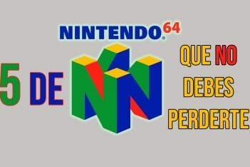 TOP 5 Nintendo 64 perderte