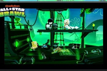 Nickelodeon All-Star Brawl Tráiler Lanzamiento Nintendo Switch PS4 Steam