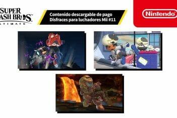 Super Smash Bros Ultimate Mii
