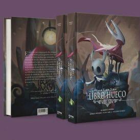 Hollow Knight Libro Hueco
