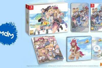 Rune Factory 5 Edición Limitada Nintendo Switch Europa Anunciada Meridiem Games