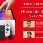 Pregunta al Desarrollador Nintendo Switch OLED Joy-Con