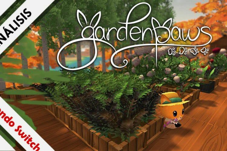 Garden Paws Analisis