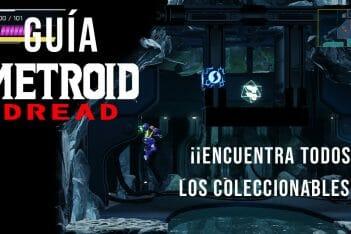 Guía Metroid Dread